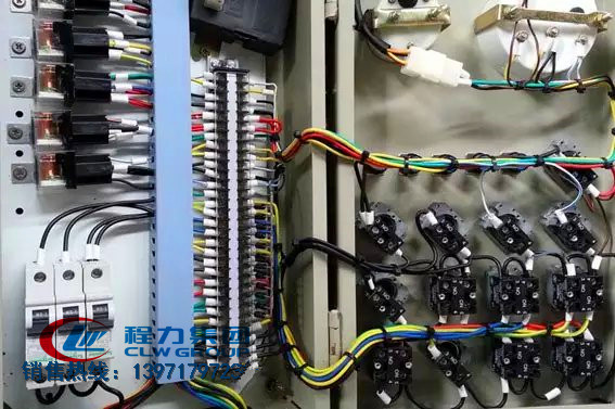 驾驶室电控箱